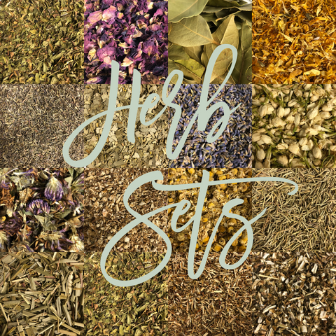 Attraction & Manifesting Herb Set