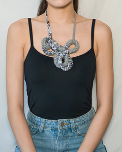Necklace (Intertwined Loops)