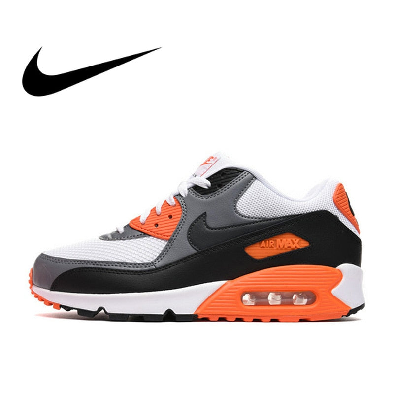 quite nice 77373 30b6b Original authentic NIKE AIR MAX 90 men's running shoes classic outdoor wear  sports shoes comfortable breathable 537384-128