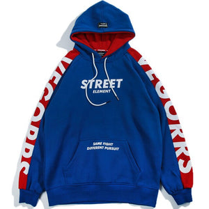 Sudadera STREET ELEMENT