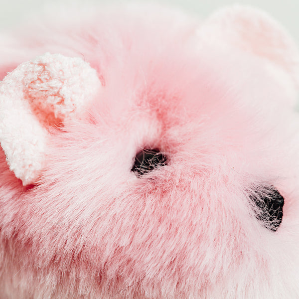 Pink Mouse Plush