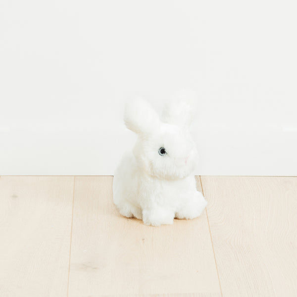 White Rabbit Plush