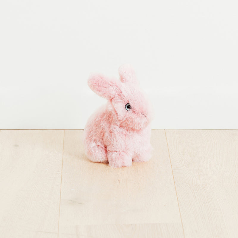 Pink Rabbit Plush