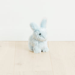 Sky Blue Rabbit Plush