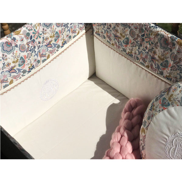 Multicoloured Liberty of London Cot Bumper