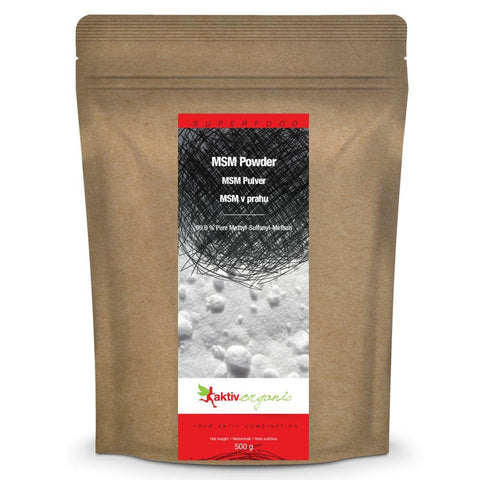 MSM Powder (500g)