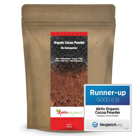 Cacao Powder, Organic (500g)