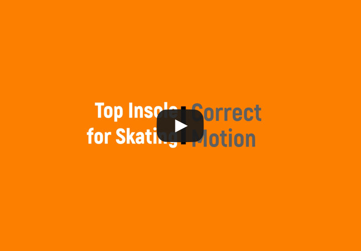 Top Insole for Skating | Correct Motion