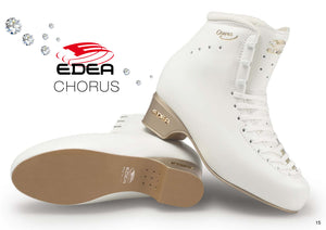 EDEA Figure Skating Boots - Chorus - House of Skates