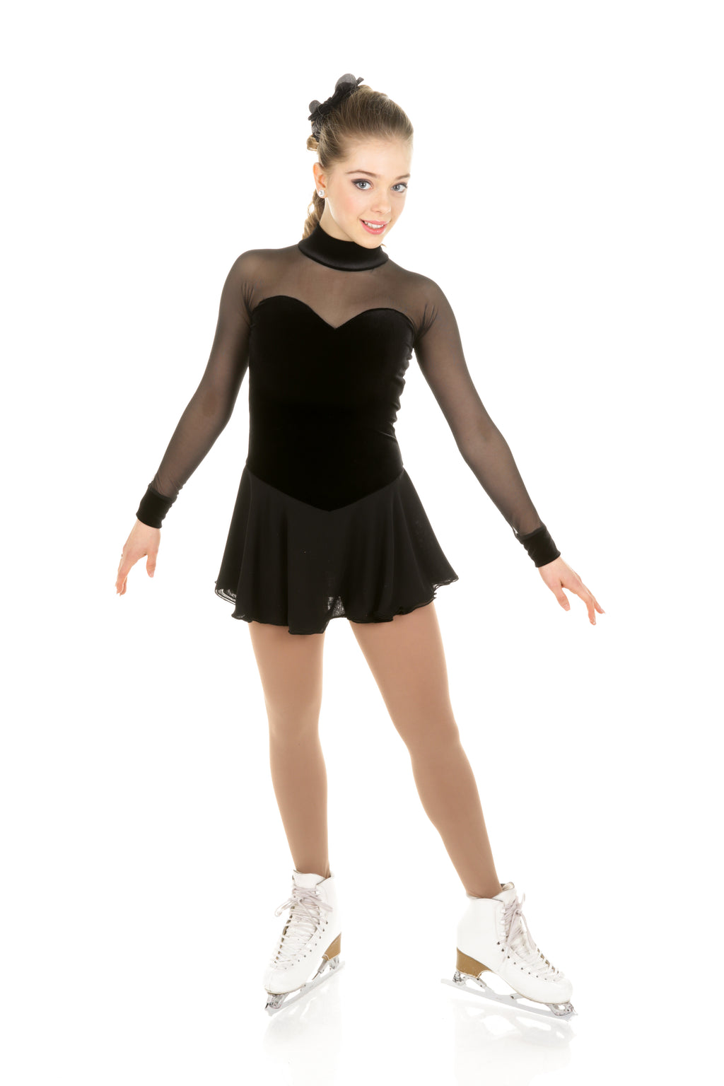 Classic black dress - House of Skates