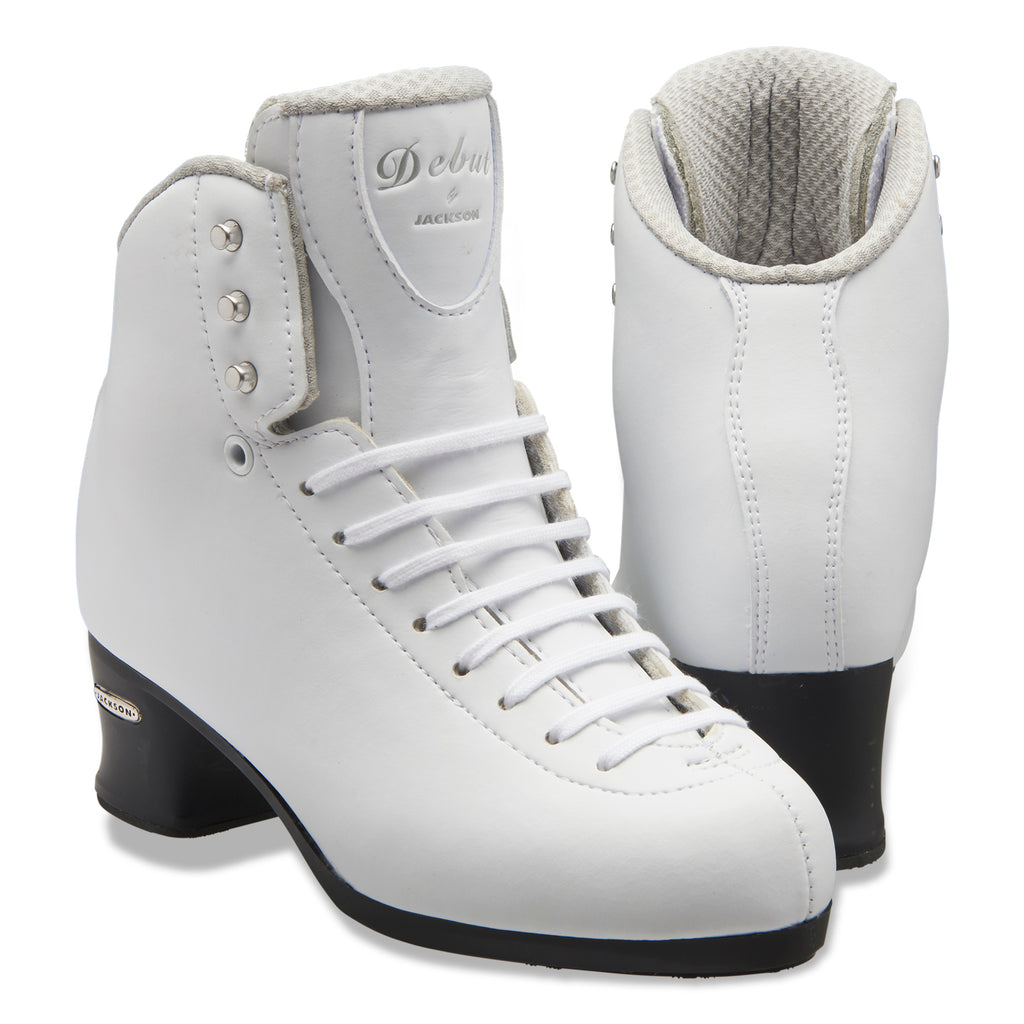 Jackson Figure Skating Boots - Debut Low Cut - House of Skates