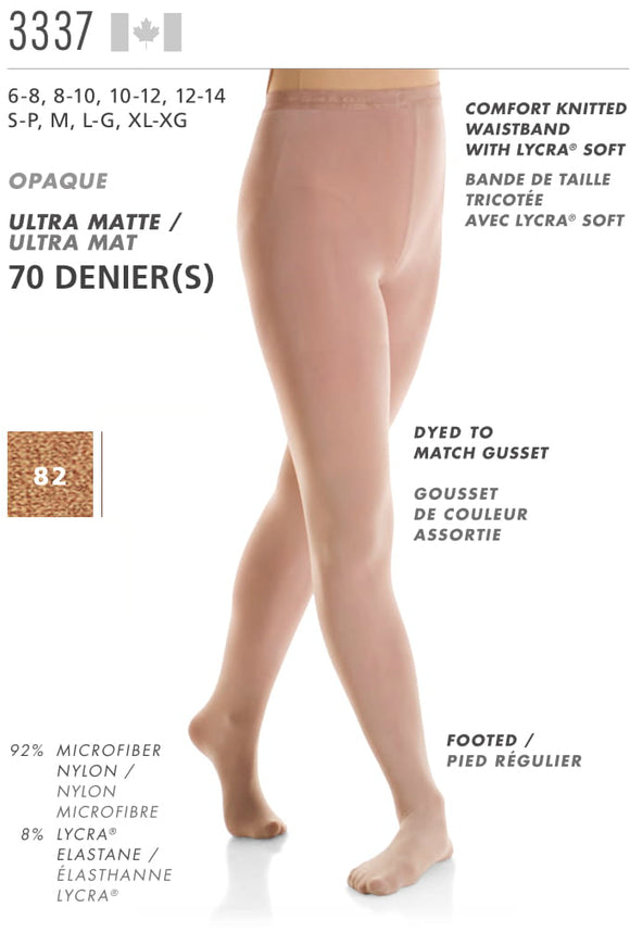 MONDOR - Footed Evolution Tights (3337)