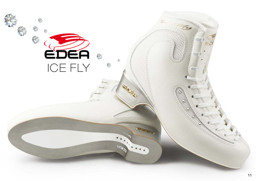 EDEA Figure Skating Boots - Ice Fly - House of Skates