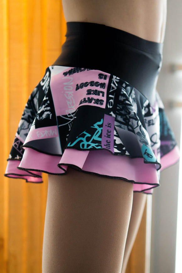 4EVER Pink Xpression Skirt
