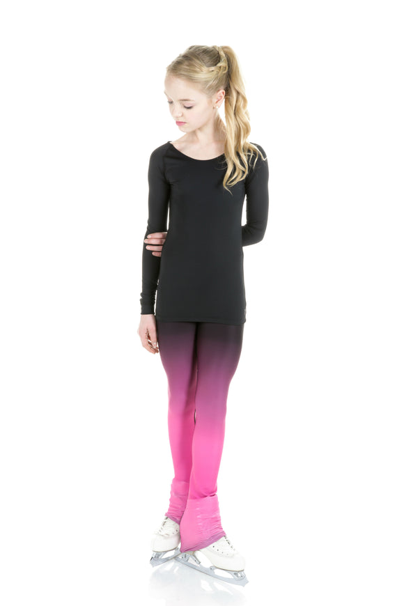 Faded legging - PINK