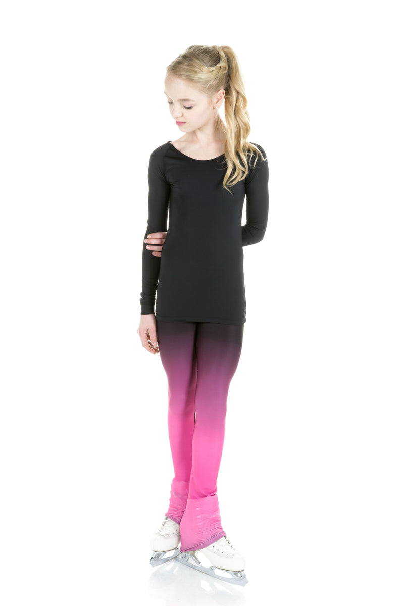 Faded legging - PINK - House of Skates