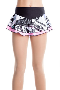 4EVER Pink Xpression Skirt - House of Skates