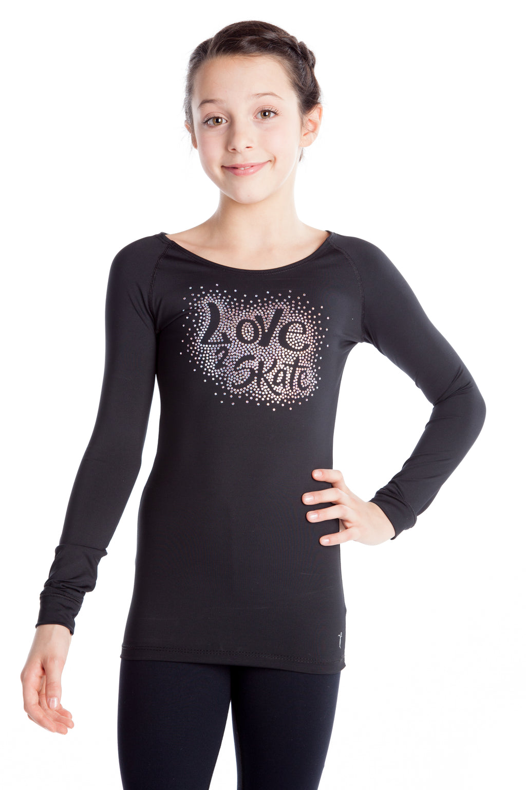 Love 2 SKate Bling Xpression Top - House of Skates