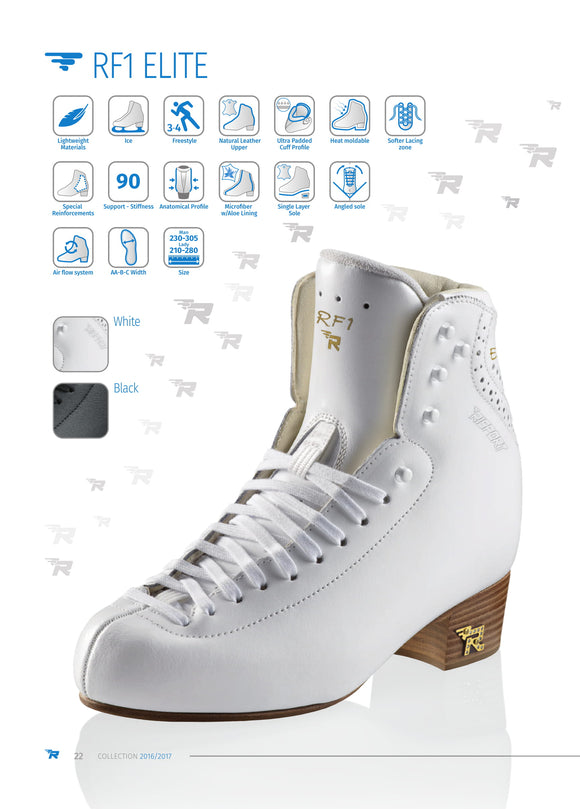Risport Figure Skating Boots - RF1 Elite