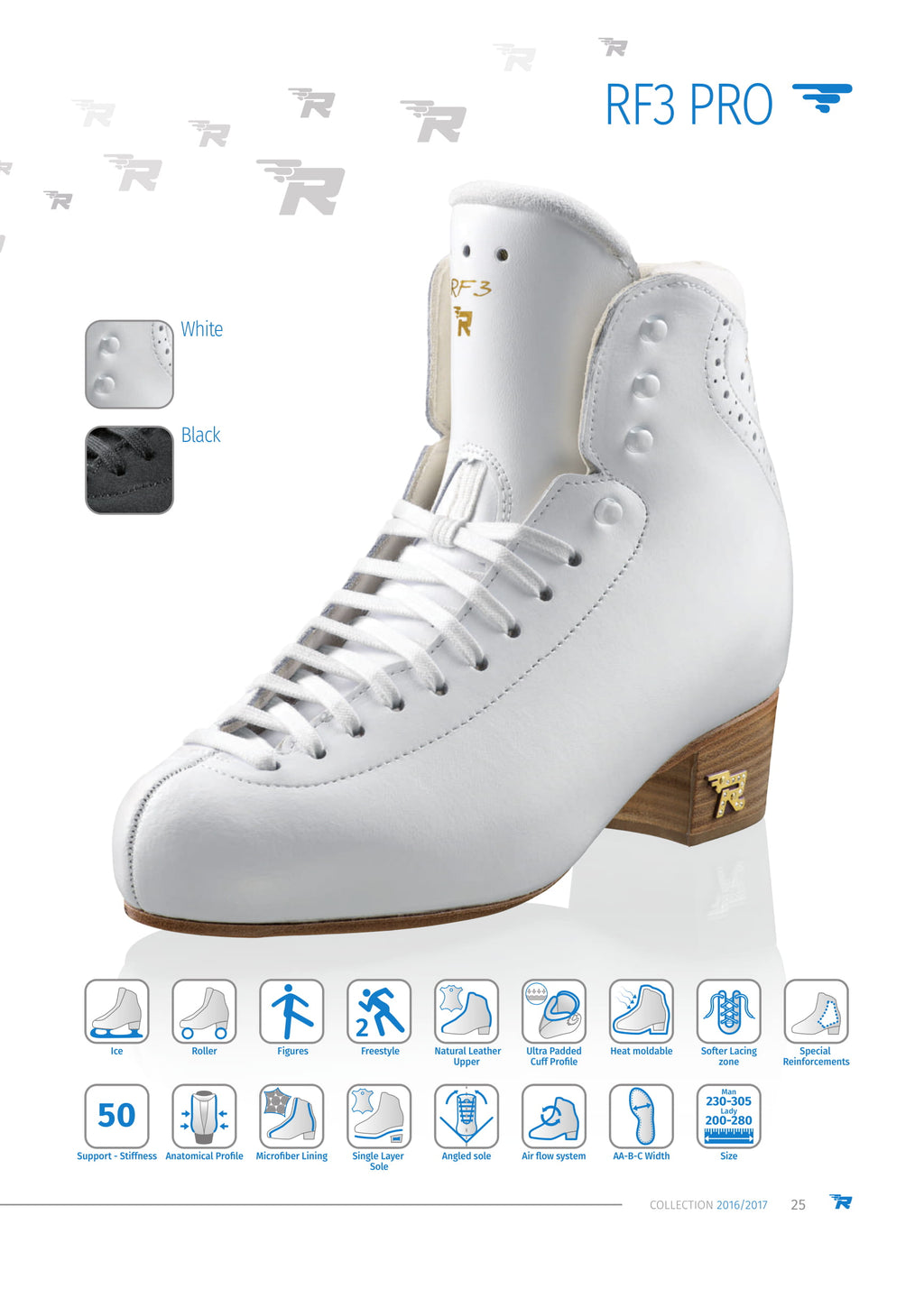 Risport Figure Skating Boots - RF3 Pro - House of Skates