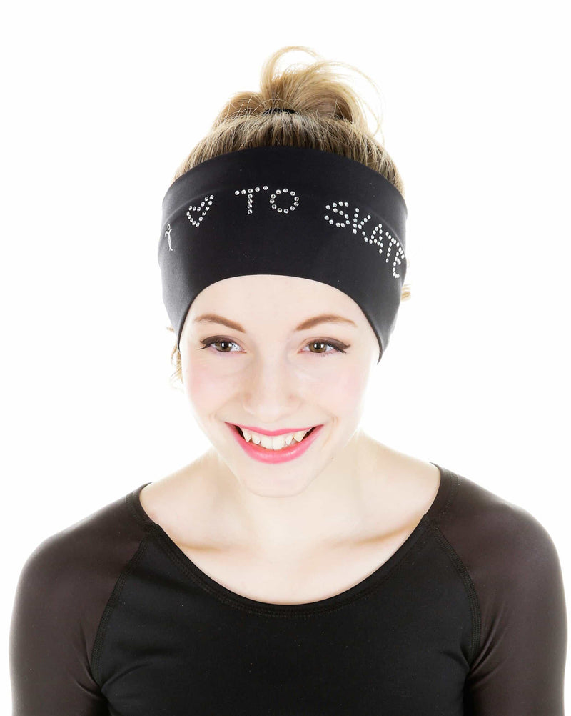 Headband - Love to skate - House of Skates