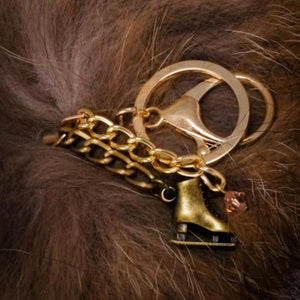 Fur Keychains - House of Skates