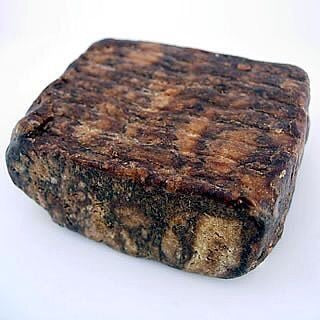 Raw African Black Body Bar