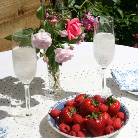 Country Living- Elderflower Champagne