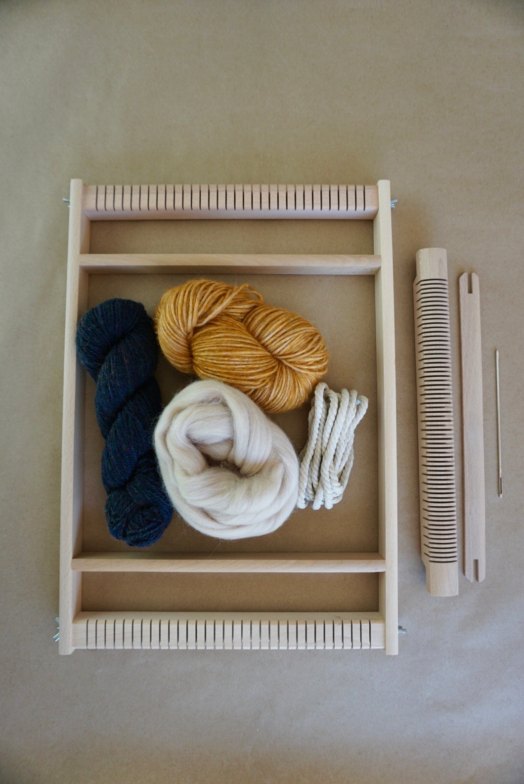 Large Loom Kit- Navy & Gold