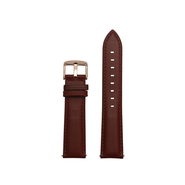 "Leather Strap ""Brown"""