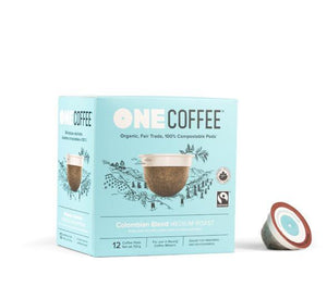 Colombian OneCoffee Single Serve Cups (12 cups)