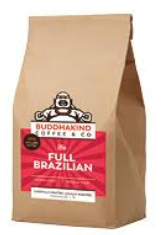 Buddhakind - Full Brazilian - 1lb bag - Whole Bean