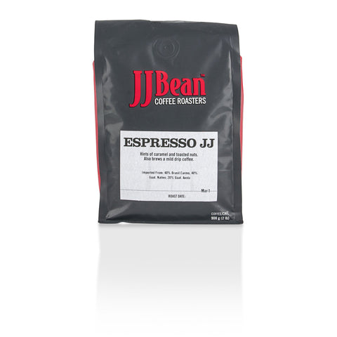 JJ Bean Espresso - Office Coffee