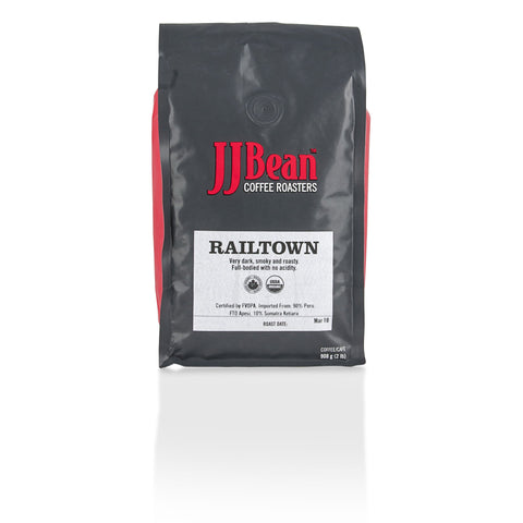 JJ Bean - Railtown Organic - Office Coffee