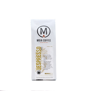 "Moja Organic Espresso ""Imara"" - Medium Roast - (WHOLE BEAN ONLY)"