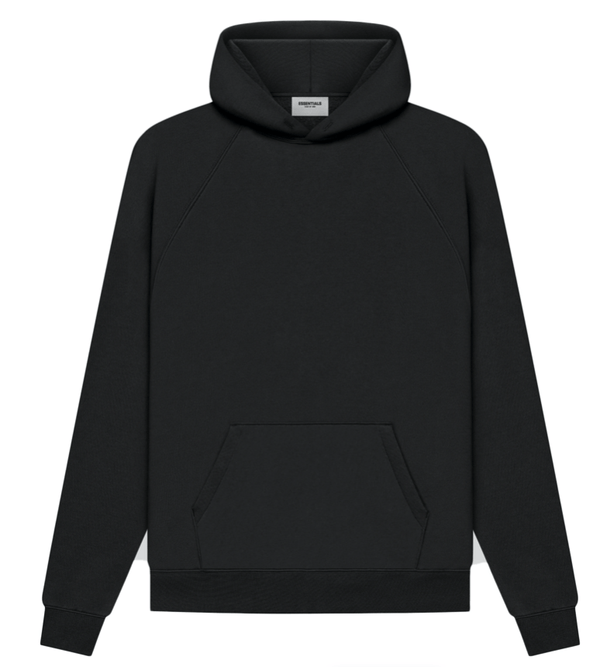 FOG Essentials Pull Over Hoodie Black (SS21)