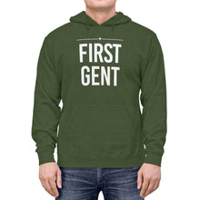 Load image into Gallery viewer, First Gent  -  Lightweight Hoodie