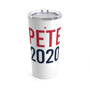 Pete 2020 Tumbler (20oz) - mayor-pete