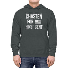 "Load image into Gallery viewer, ""Chasten for First Gent""  -  Lightweight Hoodie"