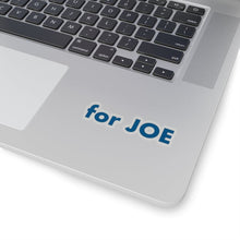 "Load image into Gallery viewer, ""for JOE"" add-on Stickers in River Blue"