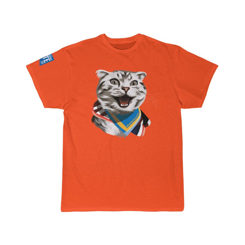 Happy Excited Cat - #PeteForAmerica - Tshirt