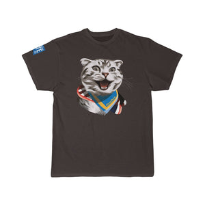Happy Excited Cat - #TeamPete - Tshirt
