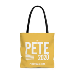Pete 2020 - Heartland Yellow - Tote Bag