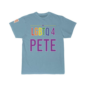 LGBTQ for Pete -  T Shirt