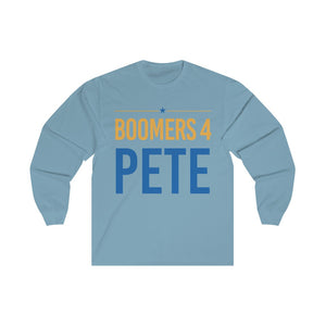 Boomers 4 Pete -  Unisex Jersey Long Sleeve Tee
