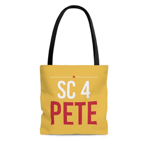 South Carolina SC 4 Pete Tote Bag