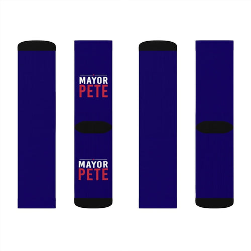 Mayor Pete Socks - mayor-pete