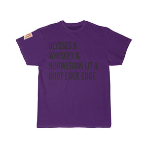 """ULYSSES & WHISKEY"" - T Shirt"