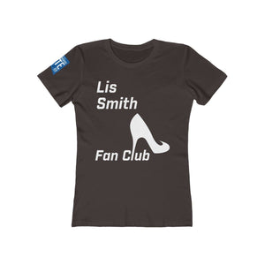 Lis Smith Fan Club - Women's The Boyfriend Tee - mayor-pete