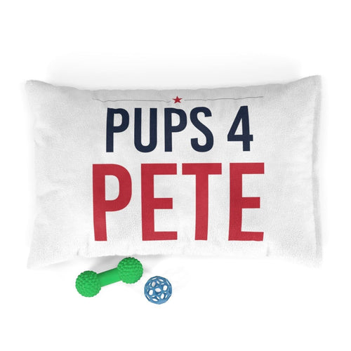 Pups 4 Pete Bed - mayor-pete